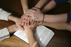 oração eucaristica para missas