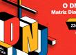 imagem do logo do DNJ, data e horário do evento que também acontecerá na Matriz Diadema